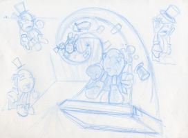 Humpty project concept sketch1 by origamidude