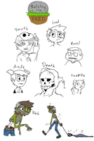 Raising the Fred (Character concepts) by Weaponized-Wafflez