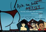 Ask the Artist thingy by Go-Devil-Dante