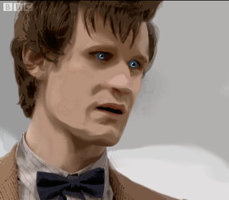 Dr.Who by b-roberts