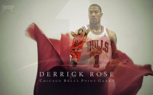 Derrick Rose Wallpaper by JSPTVO