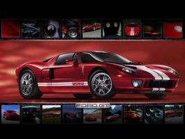 Ford GT Press Wallpaper 1 by FordGT