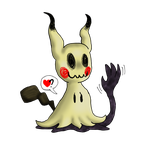 Mimikkyu by NebulaWords