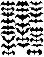The Many Batmans by Carabajal32