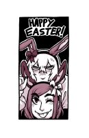 Happy Easter! by Kiqo7
