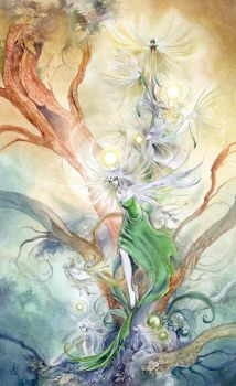 Medusa of the Woods by puimun