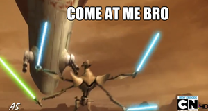 General Grievous: Come At Me by jozarto