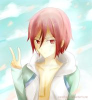 Free! Rin-chan by kiriodream