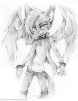 Com: For Shide-Dy by TerraTerrific