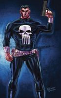 Punisher by sapienstoonz