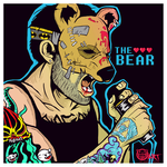 THE BEAR TBTB by BR3AR
