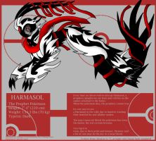 Absol evo - Harmasol by MidnightZero