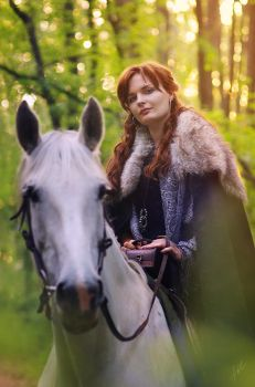 Catelyn Tully by inSOLense
