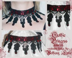 Gothic Princess v3 by redLillith