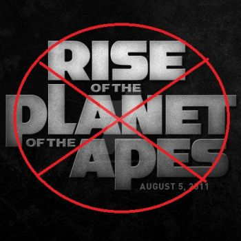 Anti Rise Of The Planet Of The Apes by ammarmuqri2