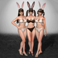 Dead Or Alive 5 Leifang 13 14 by ArmachamCorp