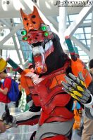 Anime Expo 2014 : Faces of Cosplay_0385 by JuniorAfro