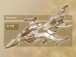 SF-248 Hawkeye by TheXHS