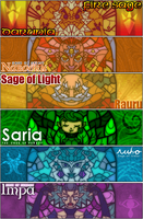 LOZ Signatures: Sage Series by Aerostella