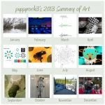 2013 Summary of Art by puppyrock3