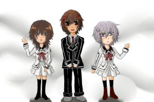 vampire knight? by lyofar