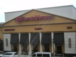 Cheesecake Factory by summerjasmine