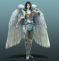 Angel Sima Shi by mollymous