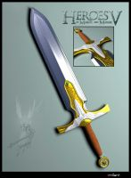 HOMM Sword by milenplus