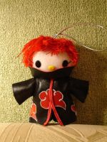 Sasori hellokitty plushie by Rens-twin