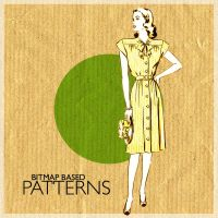 39 Bitmap Based Patterns 10 by paradox-cafe