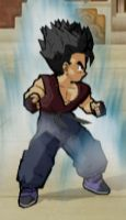 Vegeta Jr by Fipossss