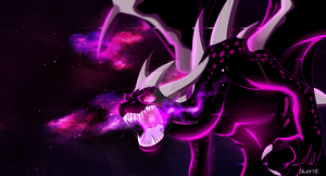 .: Ender Dragon Reconfigured :. by Silver-HeartCrosser