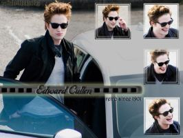 Edward Cullen: Retro Snc 1901 by StellaBlacklace