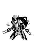 All New Wolverine by Abeshawk