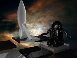 space chess by Heersch