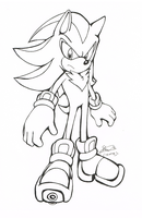 Shadow_BW by f-sonic