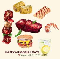 HAPPY MEMORIAL DAY by waywardgal