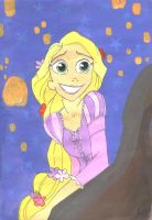 Tangled-Rapunzel by Rukiaoceanspirit1
