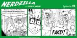 Nerdzilla - Episode 13 by DenisM79