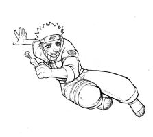 Naruto Foo'd Up by FooRay