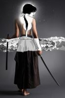 Samurai Girl by PKLdesigner