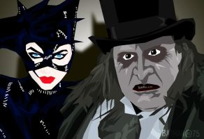 Batman@75: Batman Returns by DoctorRy