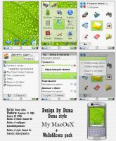Dsma style My MacOsX green by dsma
