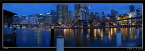 Sydney Night by subaqua