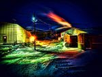 The Night of Colors by RiegersArtistry