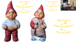 Christmas Gnomes by piaglud