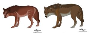 Uber Cheap Wolf Adopts by Fells-Adopts