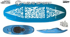 Another Blue Kayak Design by Lish-55