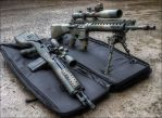 Designated Marksman Rifles by Drake-UK