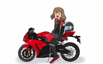 CM : May's Motor by TrainerAshandRed35